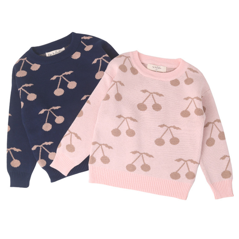 Unicorn Hearts Rainbow Pattern Printed Baby Boys Childrens Crew Neck Sweater Long Sleeve Cute Knitted Sweater Jumper