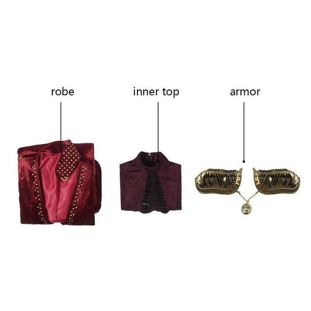 Cersei Lannister Cosplay Dress 5