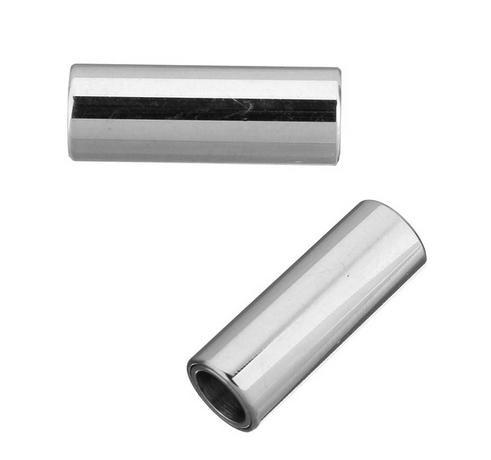 Fermoir magnétique en acier inoxydable 100 lots