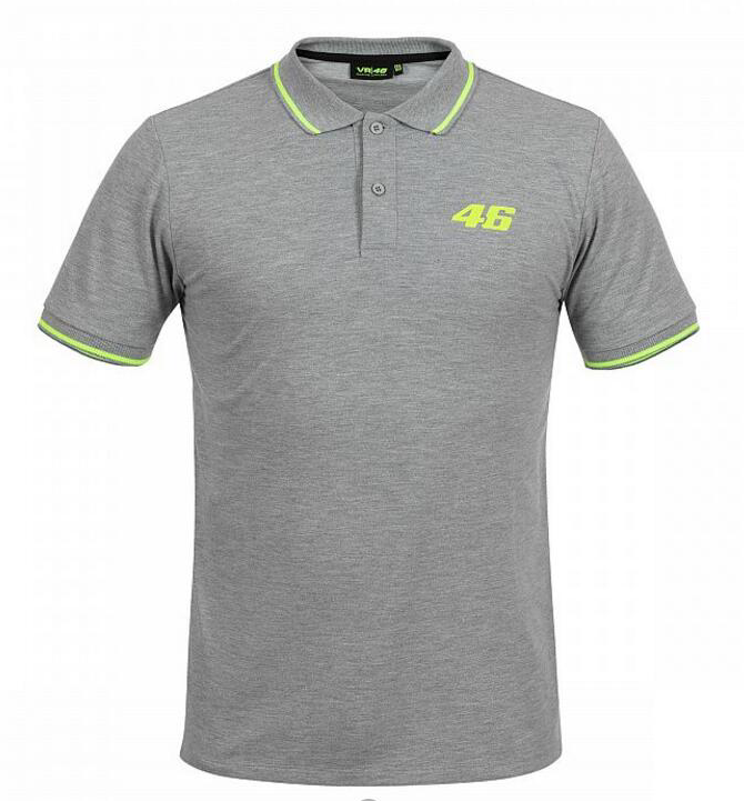 new Edision arrival! High Quality Rossi Casual Cotton polp shirt Motorcycle Bike VR46 Sports Top for Yamaha
