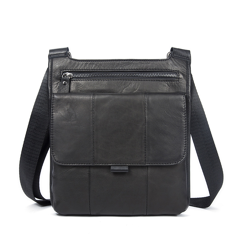 Brand Men's Genuine Leather Business Bag Men Shoulder Bags High Quality Male Messenger For Men Small square Crossbody handbags hot 2017 genuine leather bags men high quality messenger bags small travel black crossbody shoulder bag for men li 1611