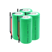 1/2/4/6/8/10Pcs 8200mah 3.7V Bateria 32650 Lithium Li ion Rechargeable Battery With Connect Wires for LED Flashlight Headlamp