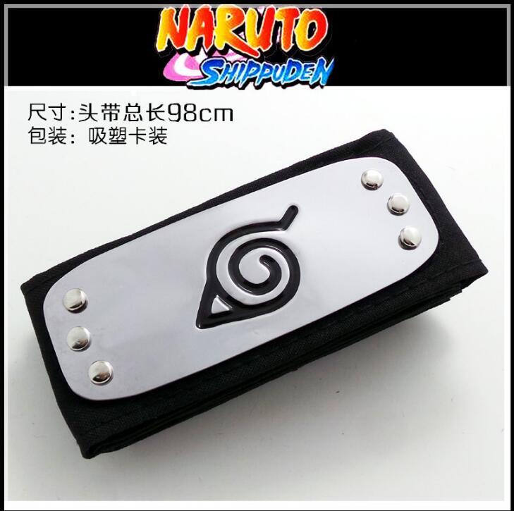 Collectible Naruto Uchiha Itachi Headband Cosplay Ninja Anime Cosplay Favors
