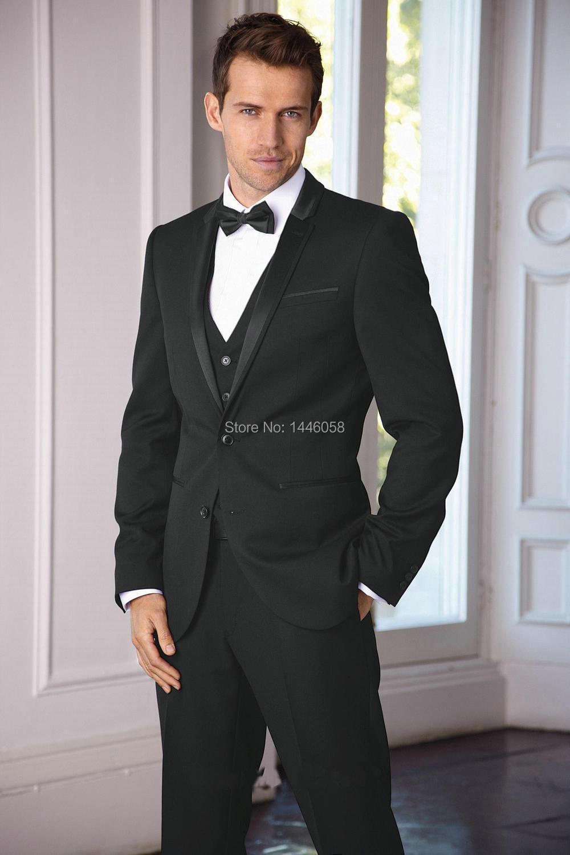 Online Get Cheap 3 Button Black Suit -Aliexpress.com   Alibaba Group
