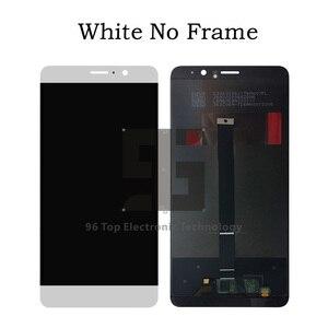 Image 2 - AA + 品質液晶 + フレーム Huawei 社メイト 9 MHA L09 MHA L29 MHA TL00 MHA AL00 Lcd ディスプレイタッチスクリーンデジタイザ国会交換