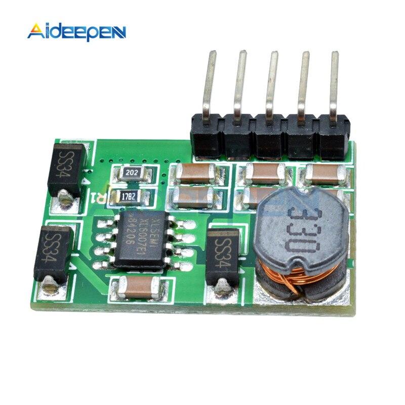 3 V-18 V to+-5V 6V 9V 12V 15V 24V 1.8A 2A положительный и отрицательный двойной Вт конвертер постоянного/переменного тока, повышающий наддува модуль Плата регулятора - Цвет: 15v with pin