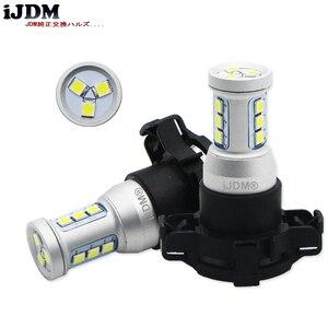 Image 2 - Ijdm canbus py24w lâmpadas de led, para bmw luzes de seta dianteira, fit e90/e92 3 séries, f10/f07 5 series, e83/f25 x3 e70 x5 e71 x6