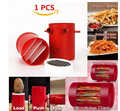 Potato cutting Device French fries Baking all-in-one machine Microwave Fries Cup Household appliances DIY Kitchen utensils
