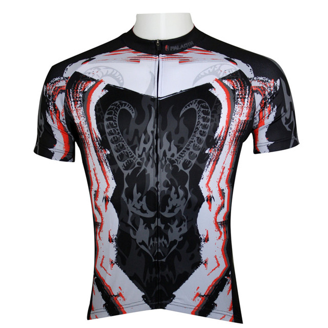 PALADIN Bike Team Dragon Design Mens Road Bike Cycling Jersey Shirts  Outdoor Bicycle Clothing Breathable Cycling Wear Ciclismo a9e401405