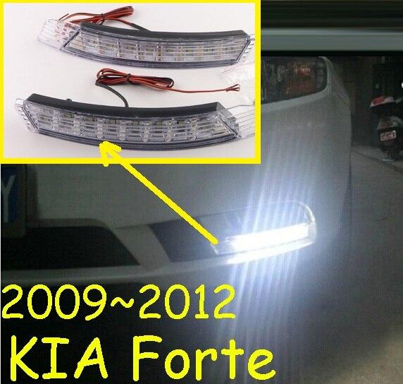 LED,2009~2012 KlA Forte daytime Light,Forte fog light,Forte headlight;soul,spectora,k5,sorento,kx5,cerato day light,cerato