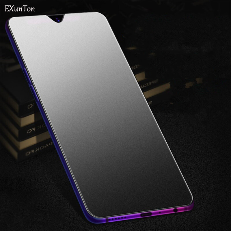 2.5D Full Cover 9H Matte Tempered Glass For OPPO F7 F9 R15 R17 Pro Dream A83 A79 A59 A73 A53 Screen Protector Anti Fingerprint