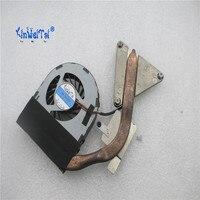 ใช้ฮีทซิงค์พัดลมระบายความร้อนสำหรับDell N4050 M4050 N3420 V145อิสระเย็นแล็ปท็อปหม้อน้ำG8XTF 0G8XTF KSB0605HA AM64