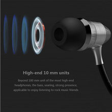 Headphones stereo earbuds for iphone Samsung Huawei MP3 3.5MM sport Earphones Super Bass metal Head phone hifi running headsets(China)