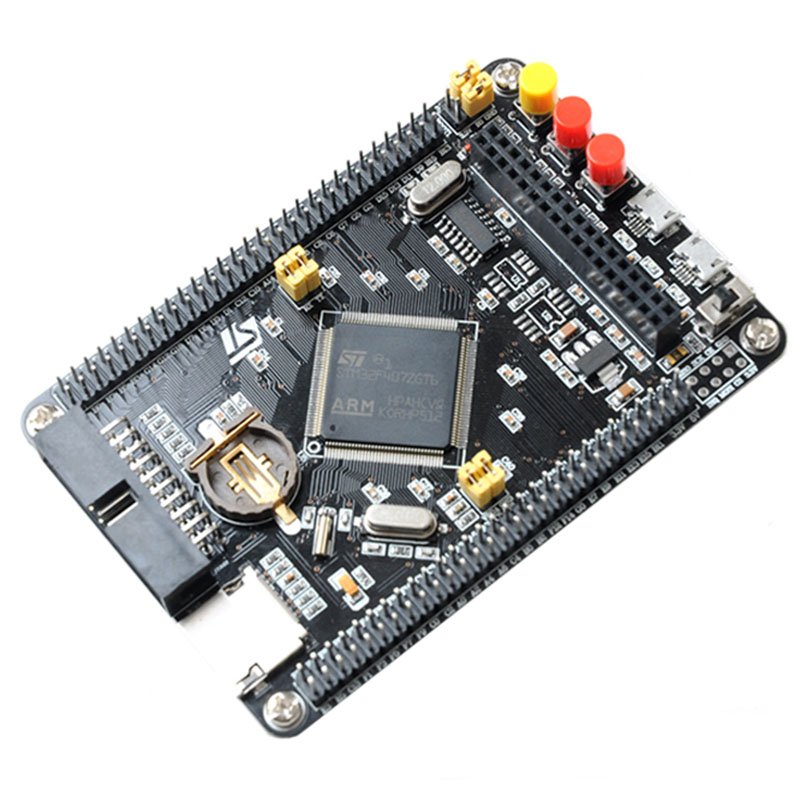 Image 2 - STM32F407ZGT6 Development Board ARM Cortex M4 STM32 Minimum System Board Learning Board-in Integrated Circuits from Electronic Components & Supplies