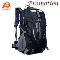 Men Women Outdoor Camping Packpack Larger Mountaineering Sport Bag Climbing Bag Cycling Hiking Bag Big