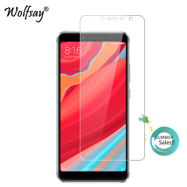 2PCS Glass Xiaomi Redmi S2 Screen Protector Tempered Glass For Xiaomi Redmi S2 4A 5A 6A Glass For Xiaomi Redmi 4A 5A 6A S2 Film<