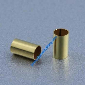Brass Tube Conntctors Tubes jewelry findings 3*5mm ship free 20000pcs copper tube Spacer beads