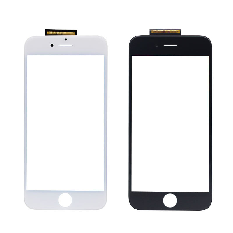 Image 3 - Touch Screen Digitizer Frame For iPhone 5 5s 6 plus 6S Touchscreen Front Touch Panel Glass Lens 6p 6s Phone Accessories + film-in Mobile Phone LCD Screens from Cellphones & Telecommunications