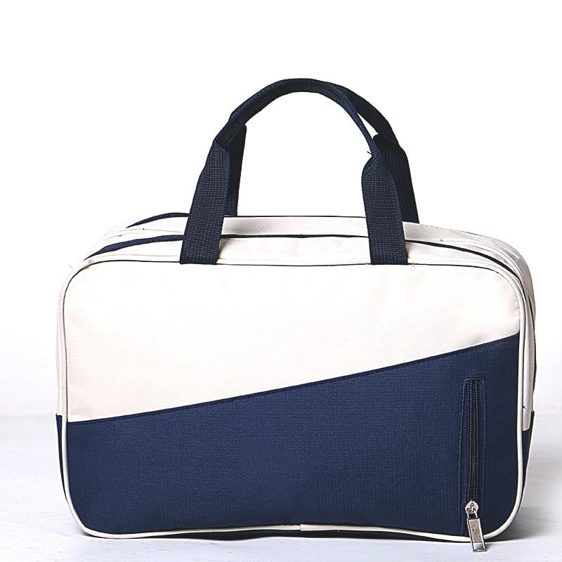 Fashion Oxford Wet And Dry Separation Travel Bags Women Men Large Capacity Portable Luggage Packing Cube Organizer Duffel Bag сумка для снаряжения loop dry duffel bag 90