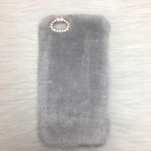 Warm Fluffy iPhone Case