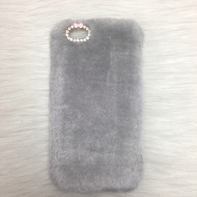Warm Fluffy iPhone Case