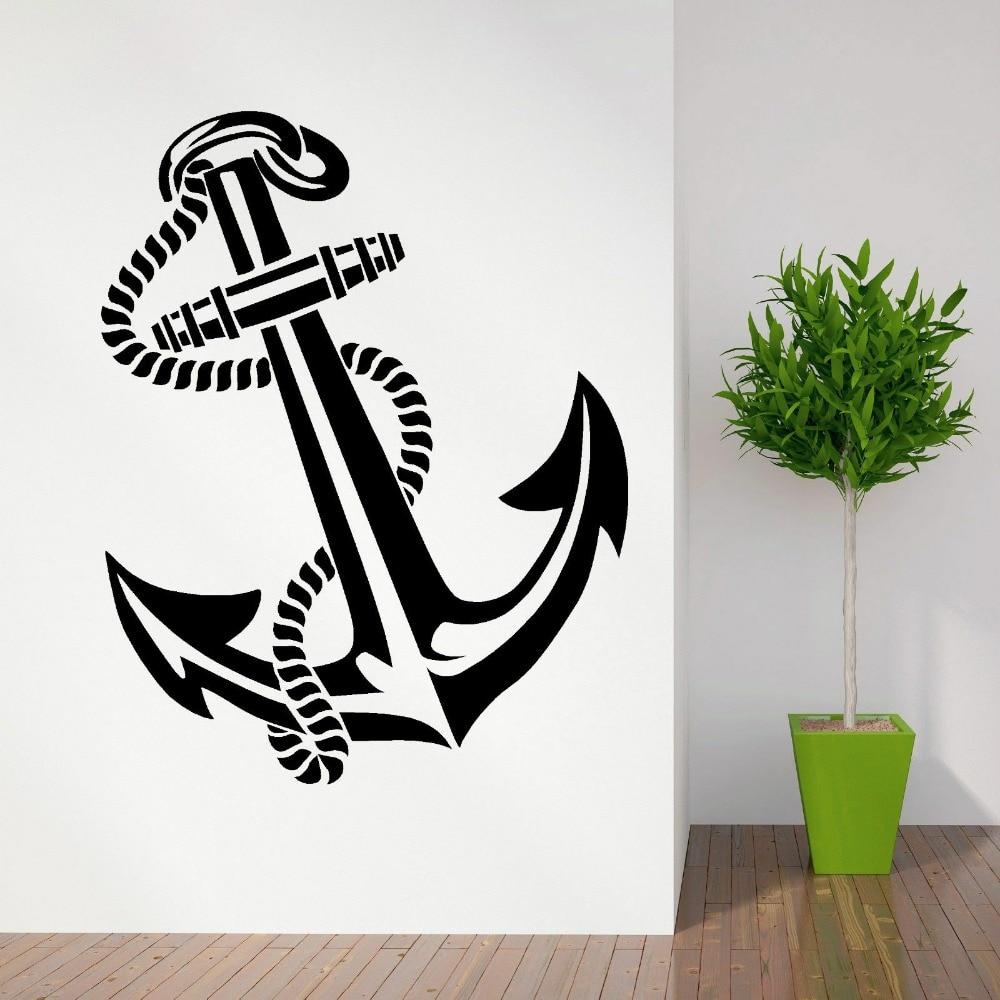 ٩(^‿^)۶Alta calidad anclaje retro buques tatuaje vintage etiqueta ...