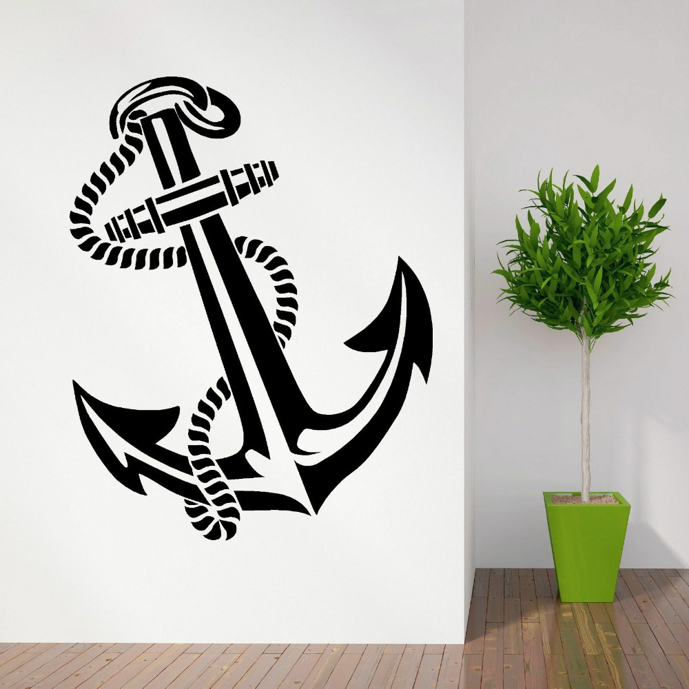 High Quality ANCHOR RETRO VINTAGE TATTOO SHIPS Vinyl Wall Art Sticker Decal For Baby Kids Room Decoration 3 Sizes  sc 1 st  Google Sites & ?High Quality ANCHOR RETRO VINTAGE TATTOO SHIPS Vinyl Wall Art ...