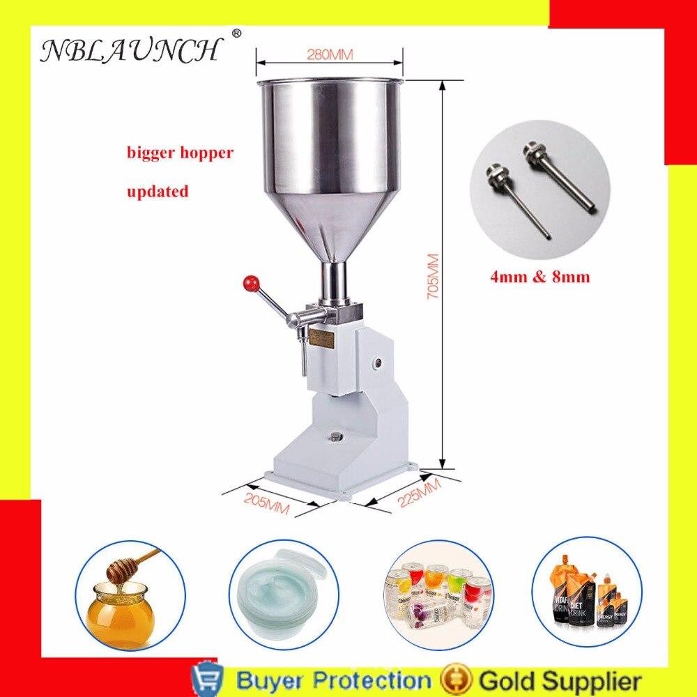 Free Shipping Manual Filling Machine(5~50ml) for cream & shampoo & cosmetic liquid or paste filling machine Бутылка