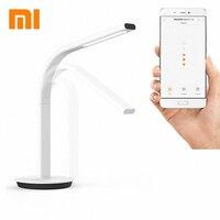 Original Xiaomi Mijia Smart LED Lamp 2nd Mijia Smart DeskLamp Desklight 4000K 10W Dual Light IOS