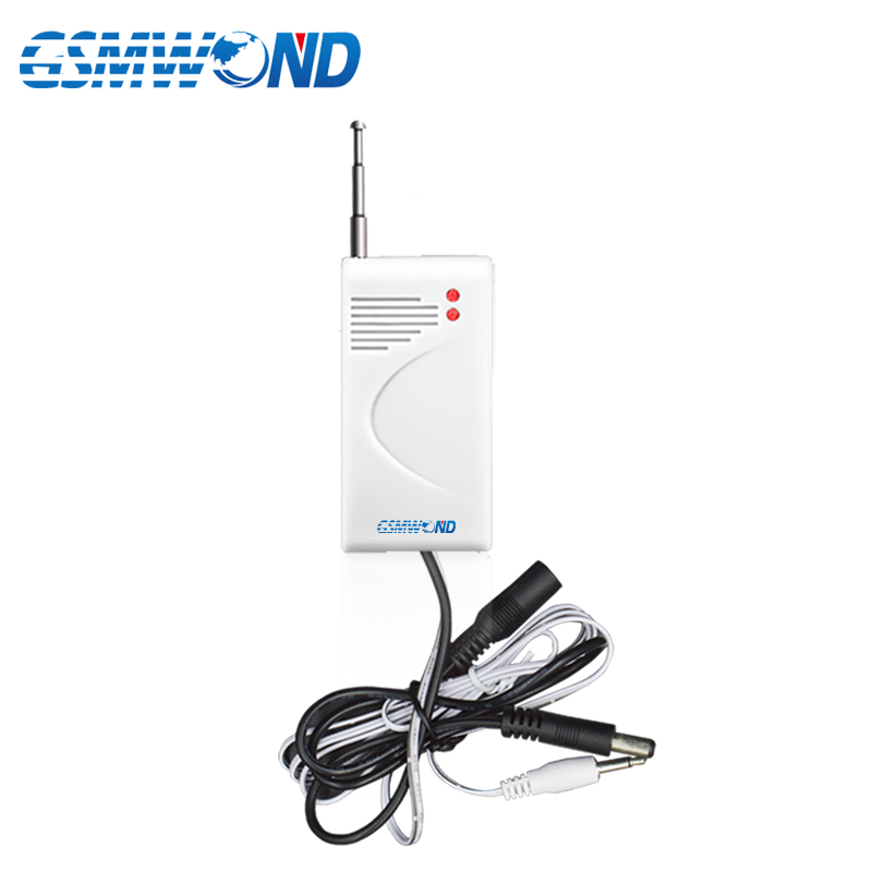 white color 315MHz / 433MHz Launch Module For Wirless Siren for All The wireless Home Burglar Security Alarm System