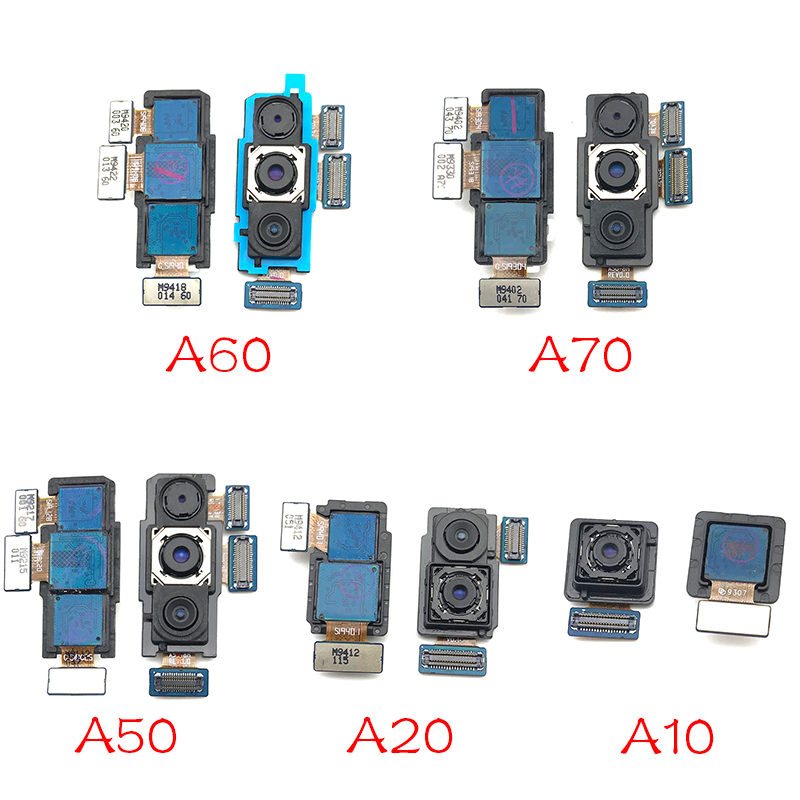 Rear Main Back Camera Flex Cable Replacement For Samsung Galaxy A10 A105F A20 A205F A50 A505F A60 A605F A70 A705F