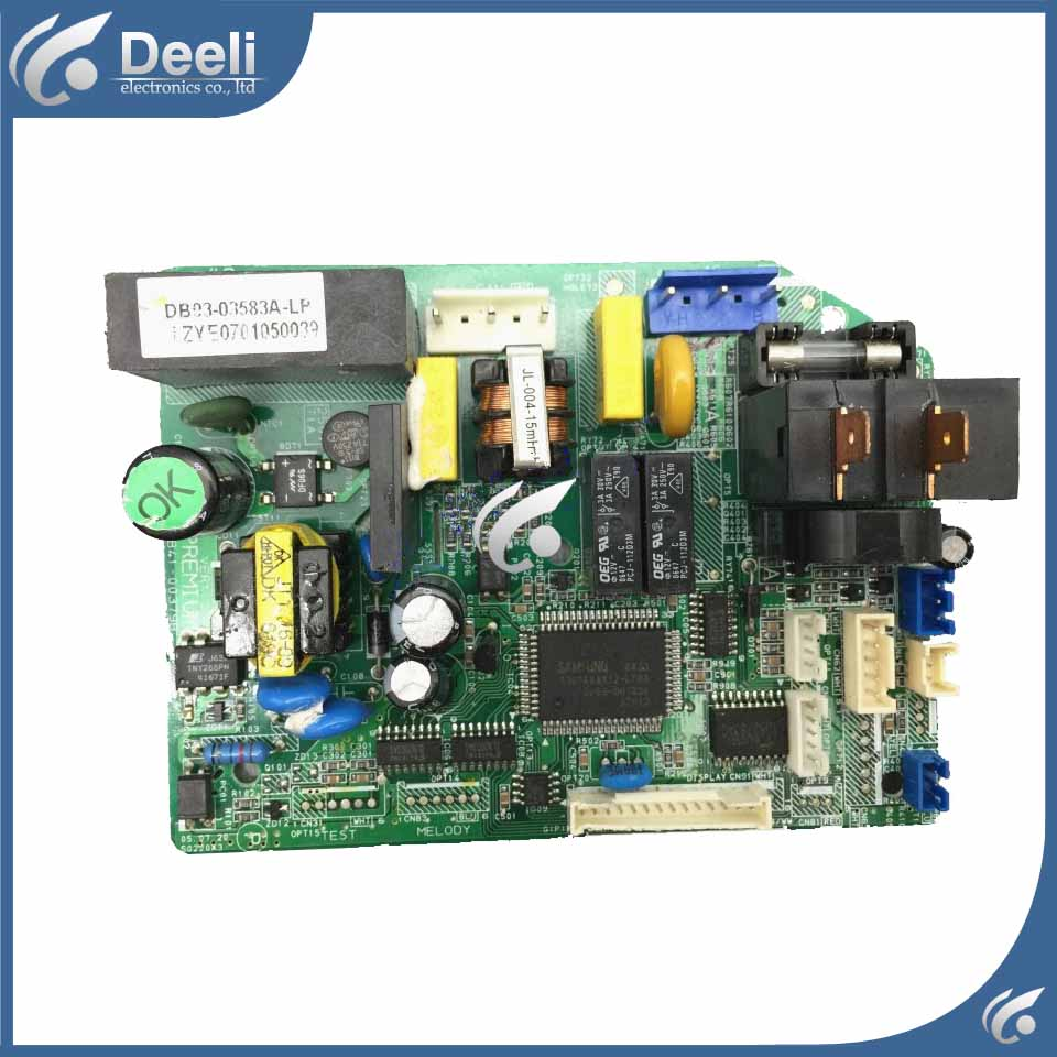 95% NEW for SAMSUNG air conditioner computer board DB93-03583A-LP DB41-00379B motherboard on sale 95% new for samsung ua46d5000pr board bn41 01747a bn94 07069u ltj460hn01 h screen on sale