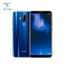 """Homtom s8 smartphone 4g 5.7 """"hd + tela 18:9 relação mtk6750t octa núcleo 4 gb 64 gb 16.0mp + 5.0mp duplo traseiro 13.0mp câmera frontal celular"""