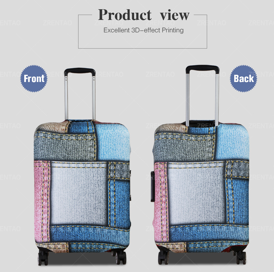 Luggage protective Cover 3