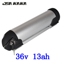 Bateria elétrica 36 v 13ah da bicicleta da bateria 36 v 13ah 15ah da bateria de lítio 36 v 13ah para o dever livre do motor 36 v 250 w 350 w 500 w