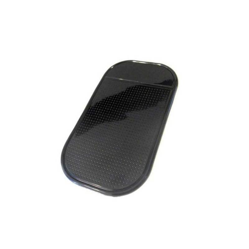 Anti-Slip Titular Pad Traço Não Painel Do Carro Titular Do Telefone Móvel Moedas de armazenamento de Viagem Para O Telefone Sticky Mat Pad Venda Quente 14x8 cm