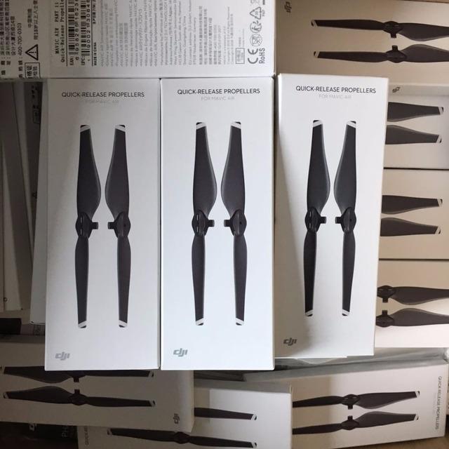 IN STOCK Original 1 Pair Propeller for DJI Mavic Air Propellers Blades For DJI Mavic Air Accessories