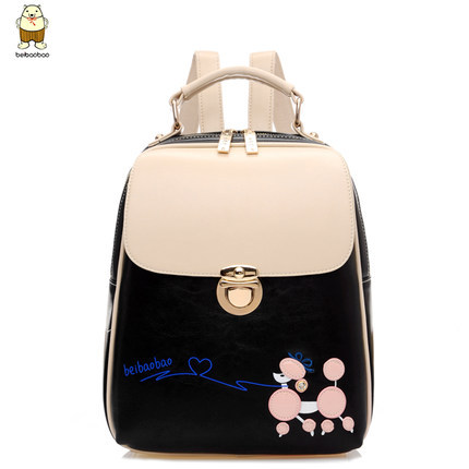 Aliexpress.com : Buy Brand kpop pu leather designer backpack ...