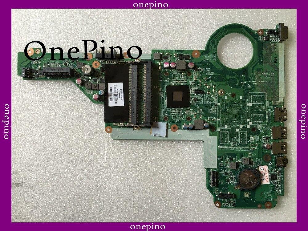 734004-501 734004-001 pour HP Pavilion 15-E Série Ordinateur Portable pour HP Pavilion 15 15-Eseries mère d'ordinateur portable DA0R76MB6D0 A4-5000