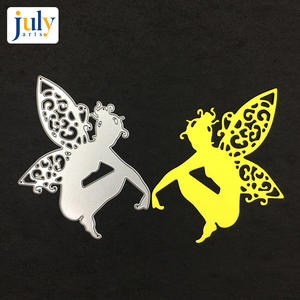 Julyarts Fairy-Cutting-Dies Metal Scrapbooking Crafts Decorative Embossing-Craft Cuts