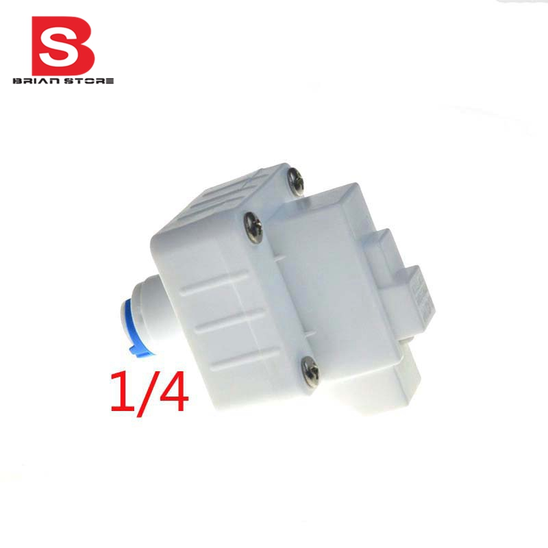 Quick Contact 1/4 Tube Connection Reverse Osmosis Tank Low Pressure Switch contact