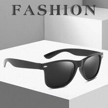 Sürücü gözlük erkekler kadınlar kare Vintage aynalı güneş gözlüğü gözlük açık spor gözlükler gözlük araba sürüş