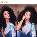 Ms Lula Hair With Frontal And Bundles Human Hair Bundles With Frontal Lace Closure 3 Pc Indian Virgin Curly Hair With Closure