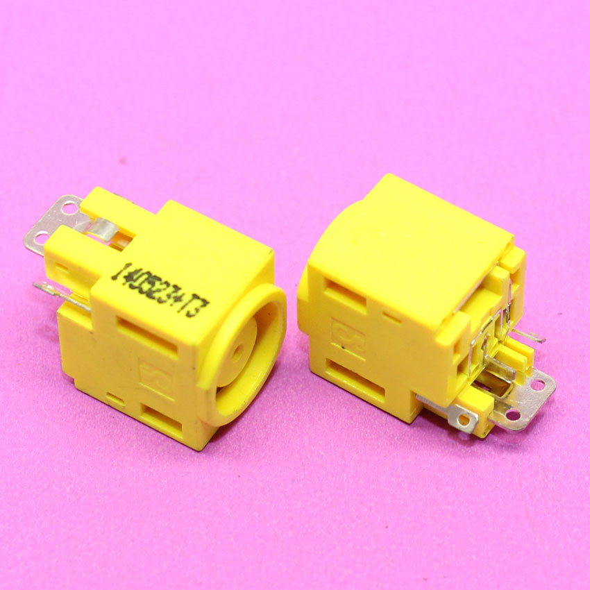 YuXi NEW DC Power Jack Connector for Lenovo X6 X200 X201 X220 E420S E430S E430 dc jack floor price new dc power jack connector for lenovo g400 g490 g500 g505 z501 dc jack 5pin