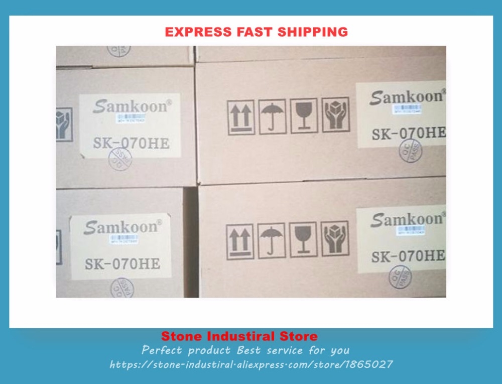 SK-070HE 7 inch touch screen panel new boxed with cableSK-070HE 7 inch touch screen panel new boxed with cable