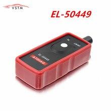 Новейшее автомобильное шинное давление монитор системы EL-50449 для Ford TPMS EL 50449 автомобильные инструменты для диагностики шин сигнализации сенсор