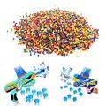 20000 pcs colorido de cristal bala mole pistola de água bala de paintball bibulous orbeez acessórios pistola para nerf arma de brinquedo bala arma
