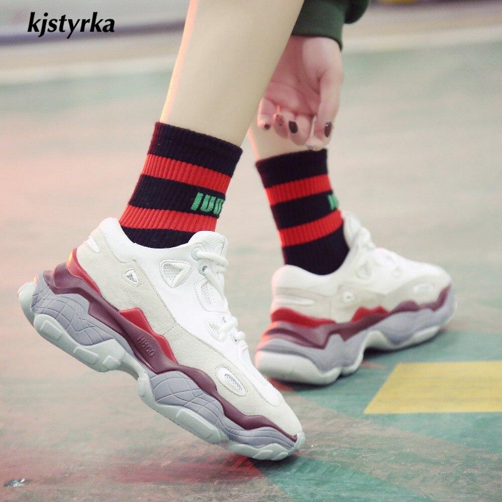 Femme Beige Vulcaniser Chaussures Pour Couleurs Chaude Kjstyrka Étudiant rose Classique Confortable blanc Mélangées 2019 De Mode Casual Sneakers Femmes Coins Tn6Z6a7