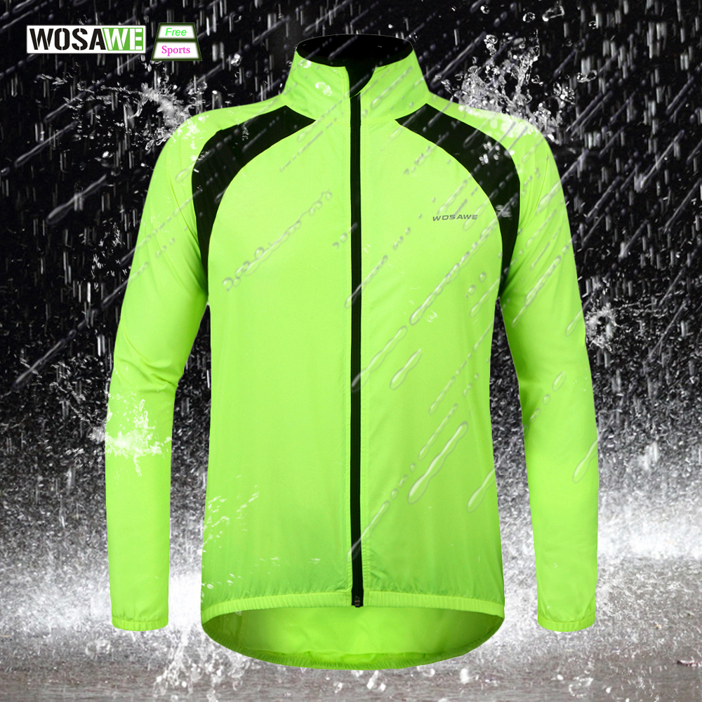 WOSAWE Windbreaker Jacket Outwear Sports Ultralight Anti-UV Waterproof Sunscreen Men Women Jacket Cycling Fishing Outerwear цена