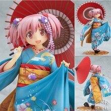Anime Kimono Puella Magi Madoka Magica Kaname Madok